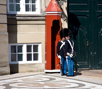 Amelienborg Changing of the Guard 5